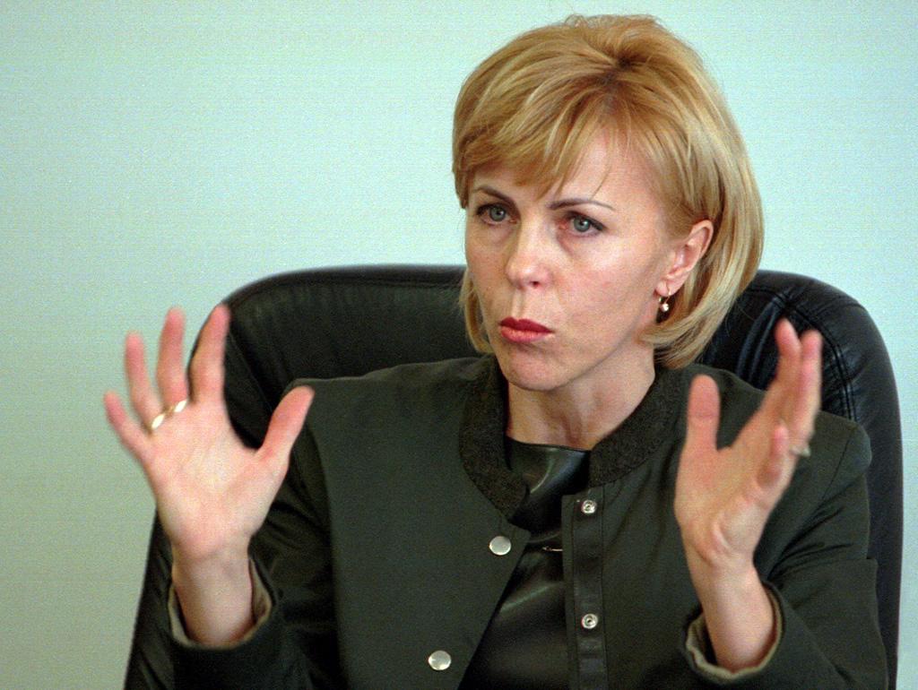 Anna Bubeníková. Foto - archív TASR