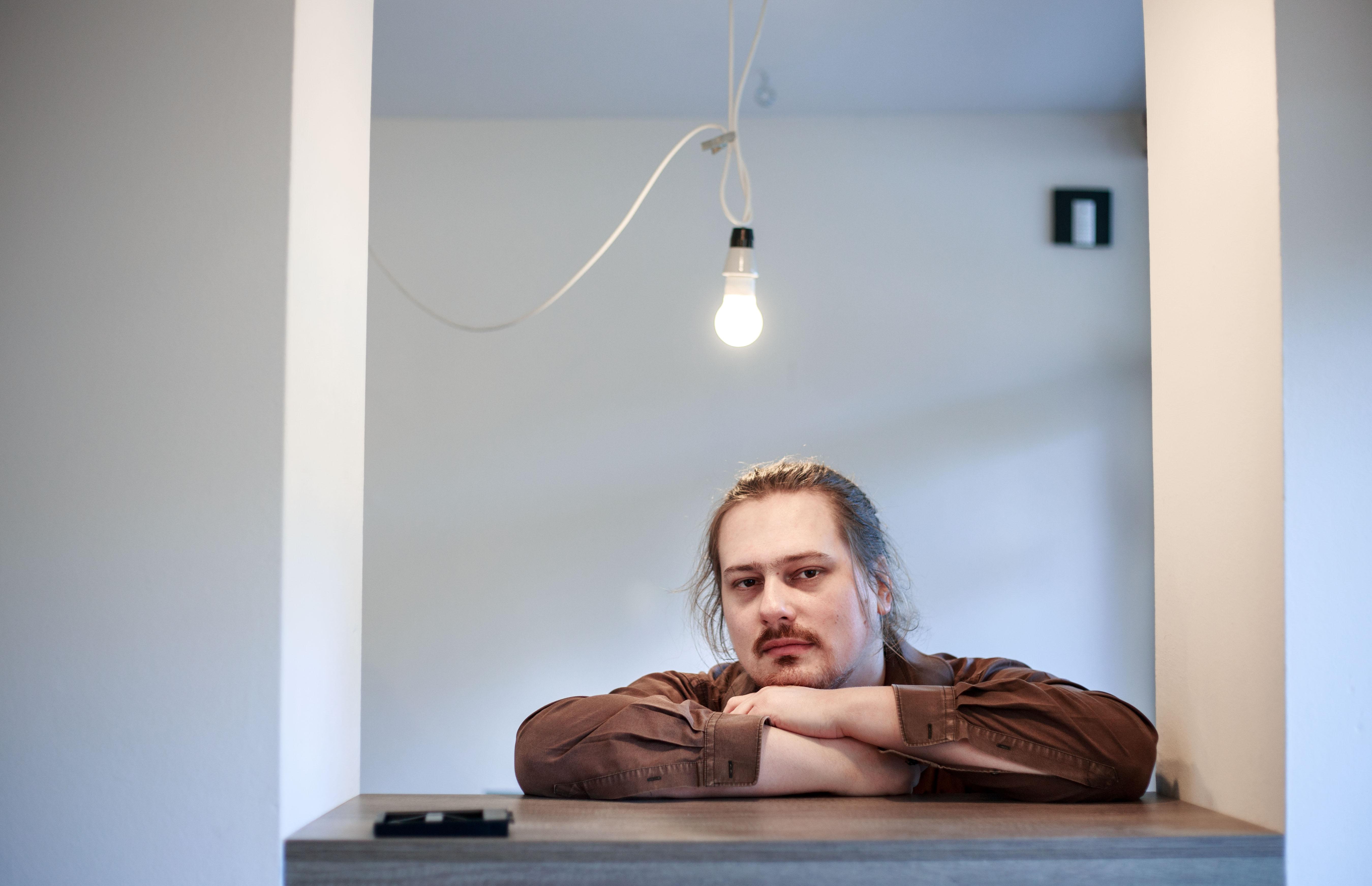 Boris Hanečka. Foto N - Tomáš Benedikovič.