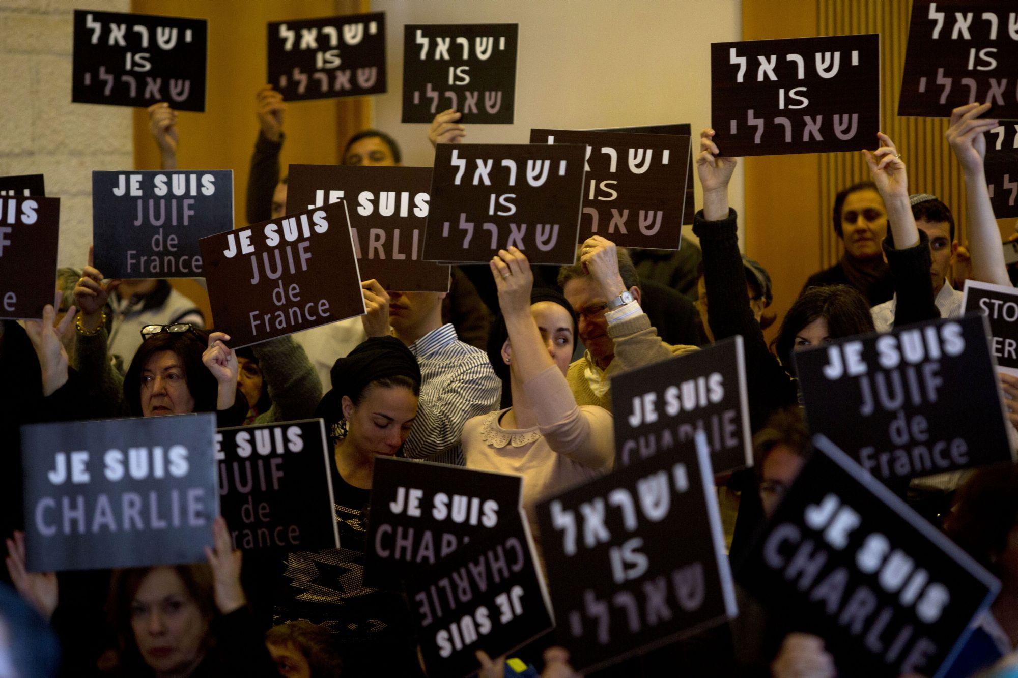 Manifestácia v Izraeli. Foto - TASR/AP
