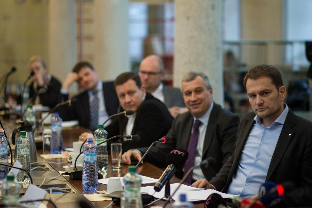 Parlamentný výbor. Foto N - Vladimír Šimíček