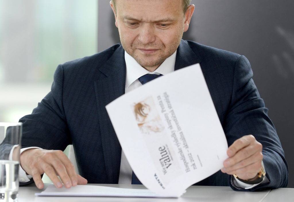 Šéf Penty Jaroslav Haščák. Foto – TASR
