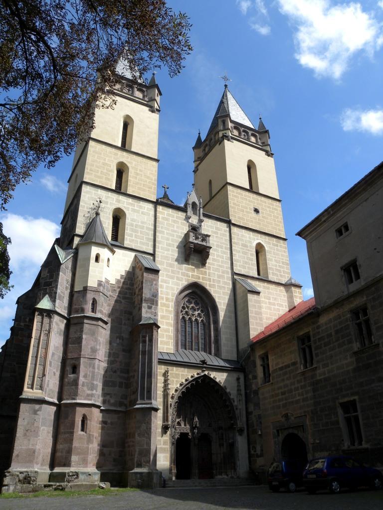 Kláštor bazilika