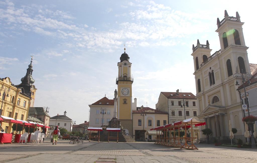 Banská Bystrica. Foto - TASR