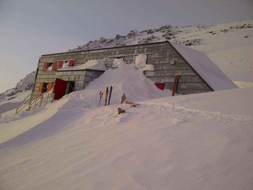 Chata pod Rysmi. Foto – Jaroslav Murín