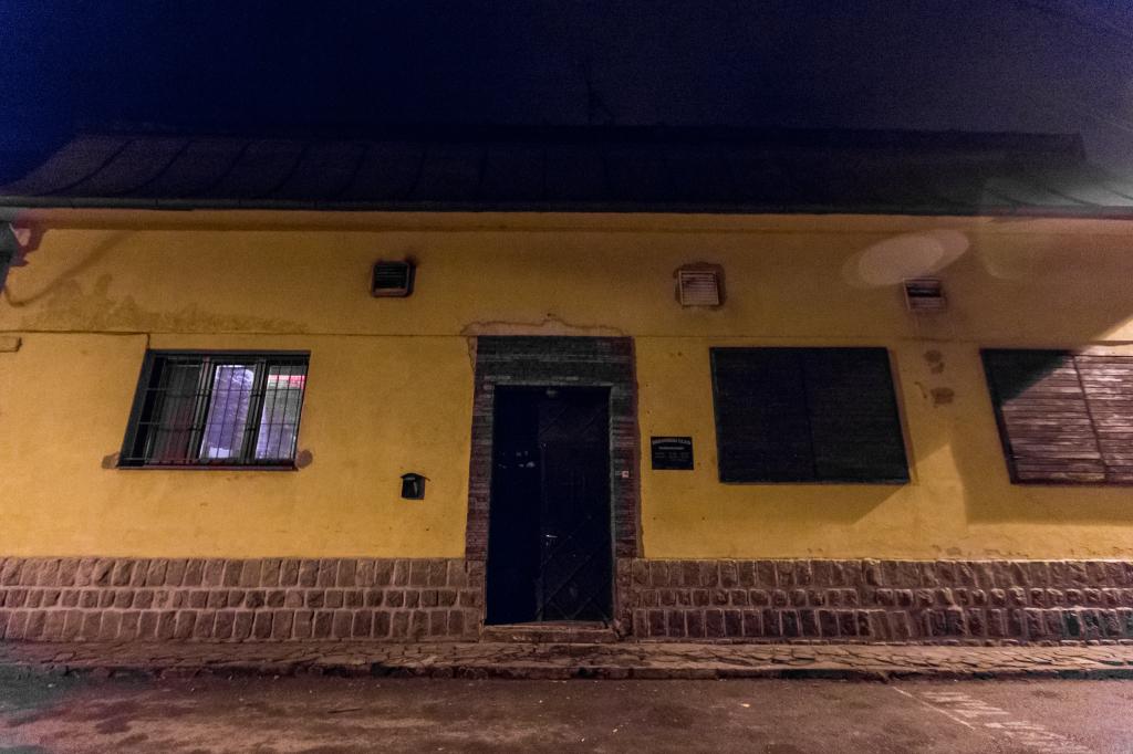 Shanghai club vo Vrútkoch je nenápadný, no vychýrený. Foto N - Matej Dugovič
