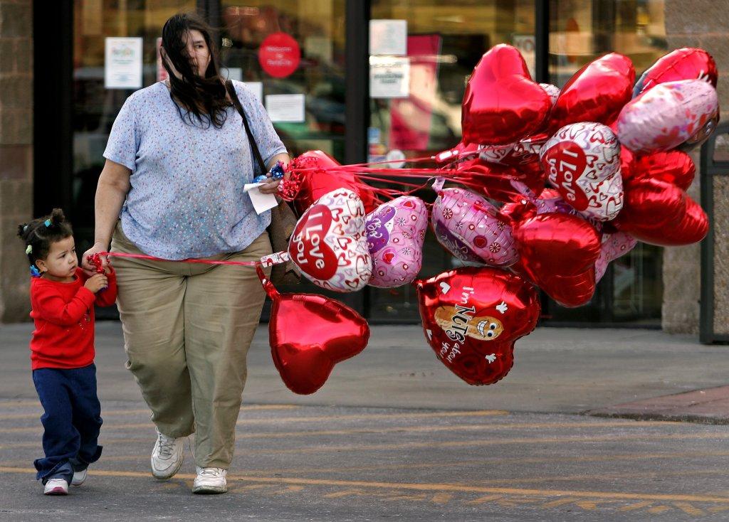 Obezita, epidémia tretieho tisícročia. Foto - TASR/AP