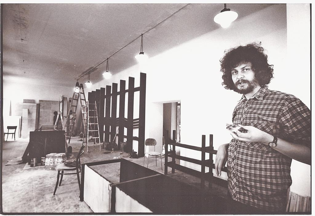 Artforum sa v roku 1992 nasťahovalo do bývalého mäsiarstva na Kozej ulici.