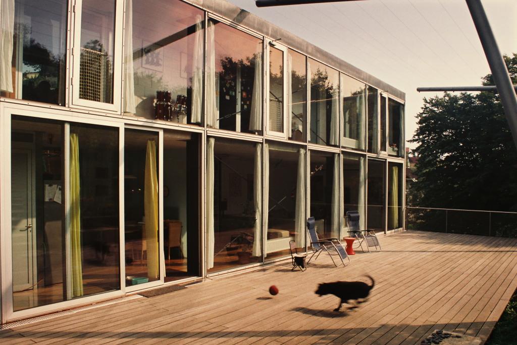 Rodinný dom H. Foto – Jaroslav Valko