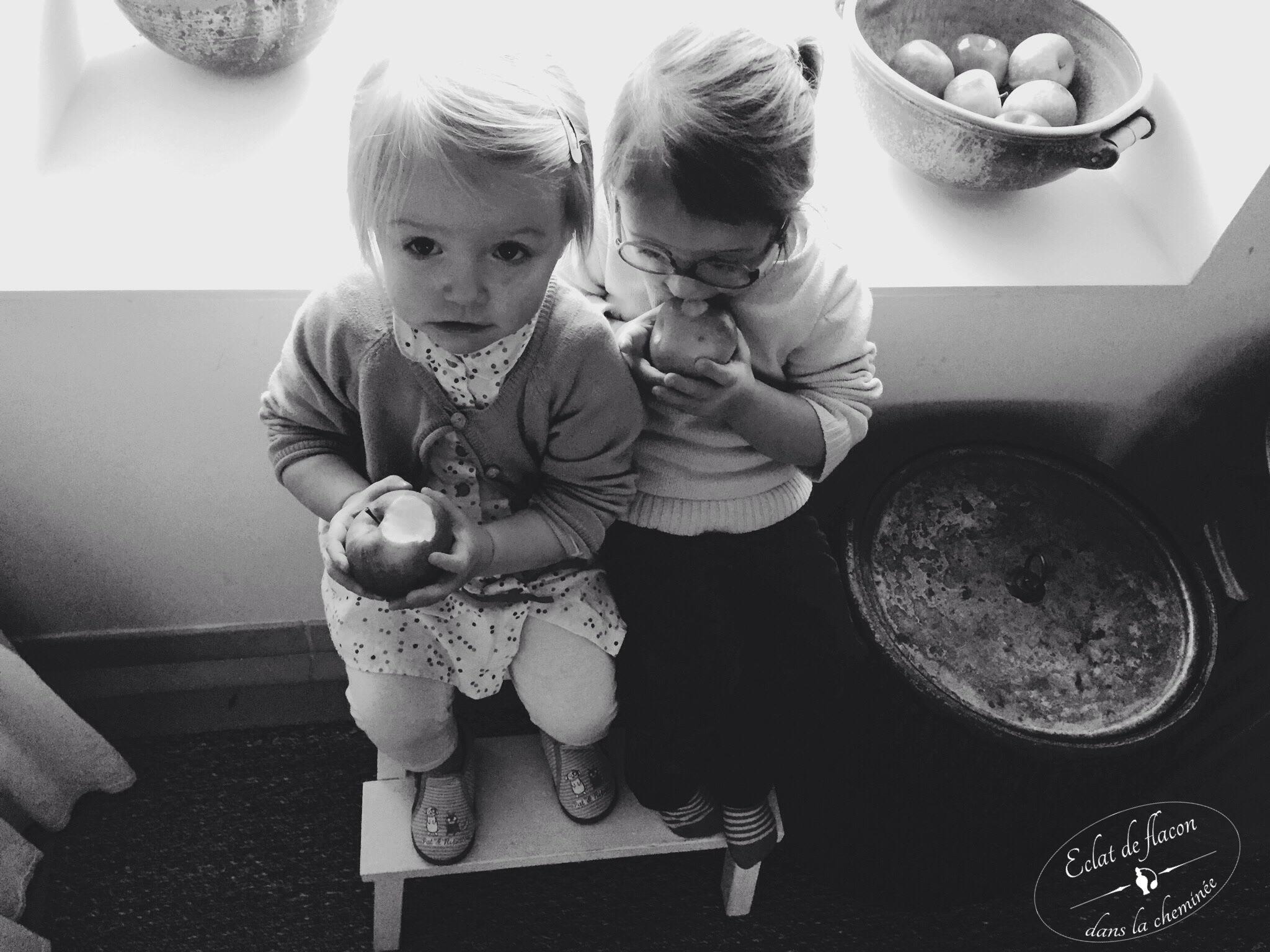 spoločné jablká