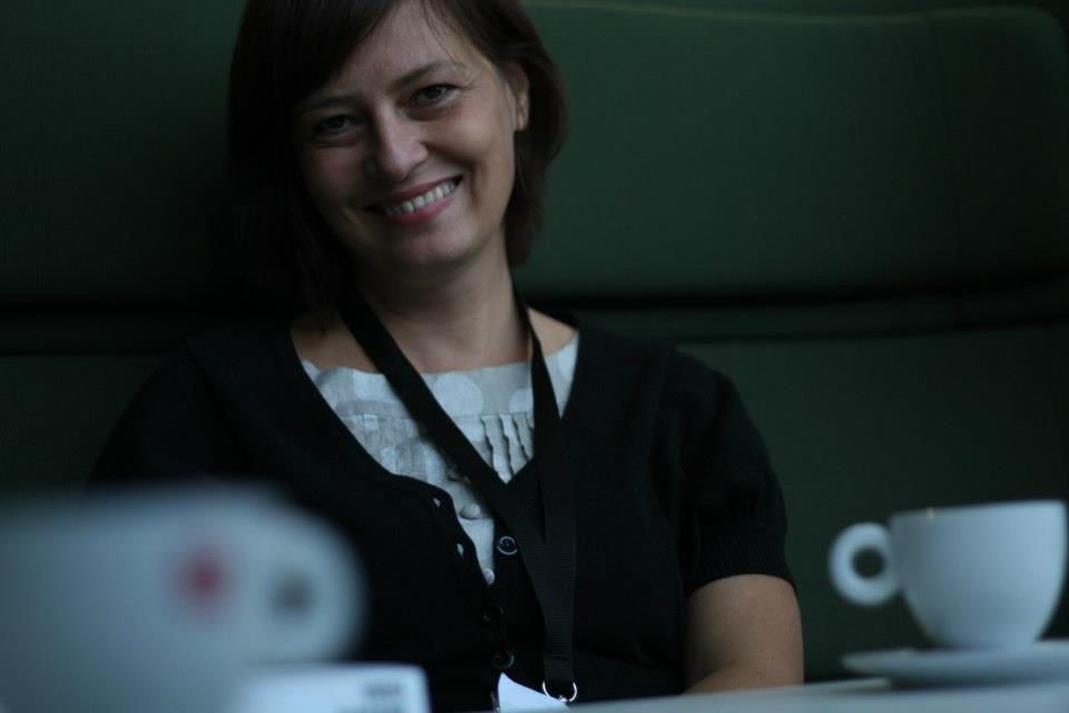 Jana Farmanová na fotografii svojej dcéry Ester Šabíkovej.