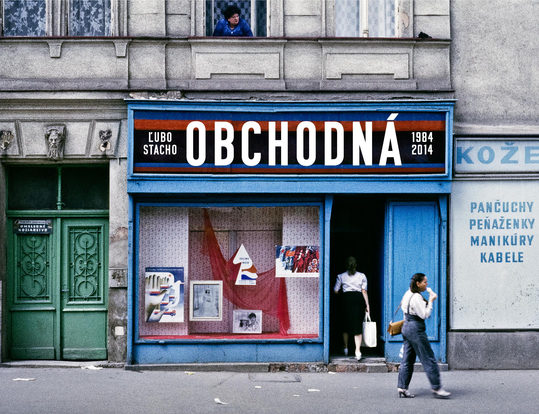 Kniha Obchodná 1984 - 2014.