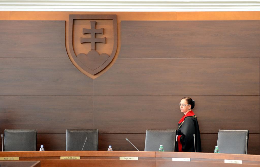 Na Ústavnom súde sa môžu udiať v nasledujúcich rokoch veľké zmeny. foto – TASR