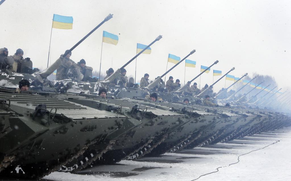 Ukrajinskej armáde okrem lepších zbraní často chýba aj pevná morálka a dobrá stratégia. FOTO - TASR