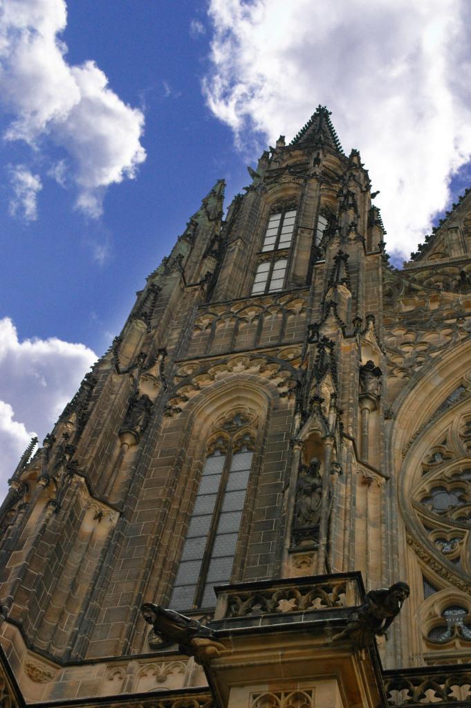 Chrám sv. Víta v Prahe. Foto - sxc.hu