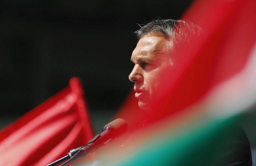 Viktor Orbán. foto – TASR
