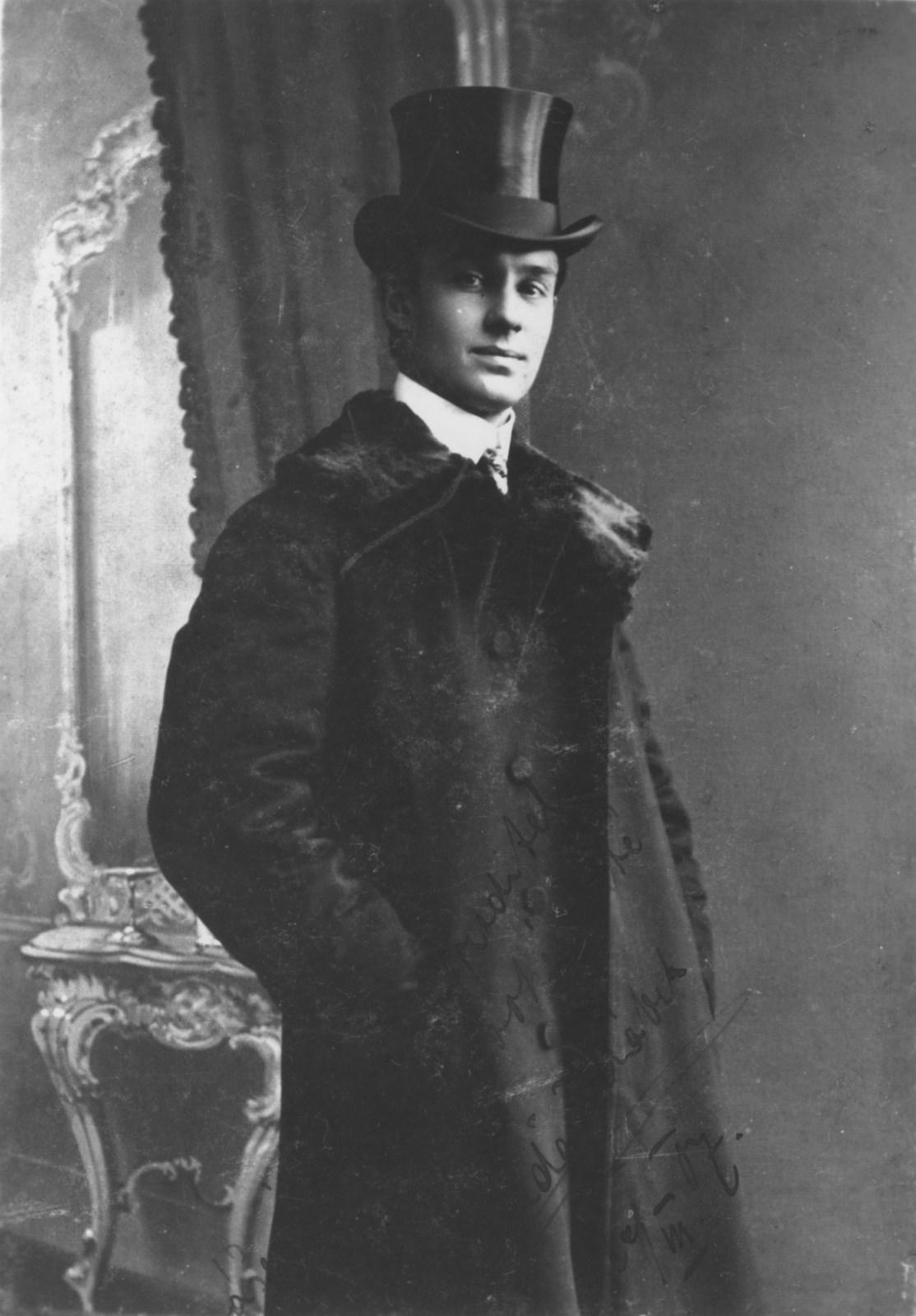 Bedřich Jeřábek, prvý riaditeľ  Slovenského národného divadla.