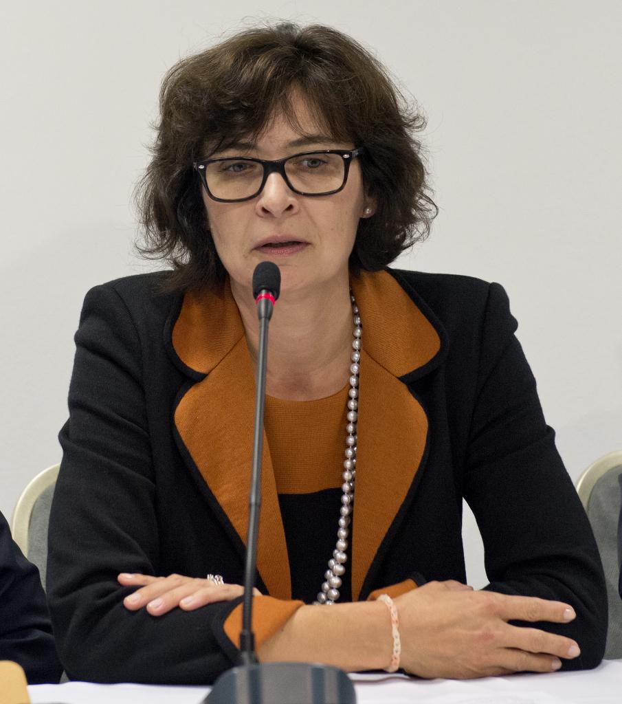 Lucia Žitňanská. Foto - TASR