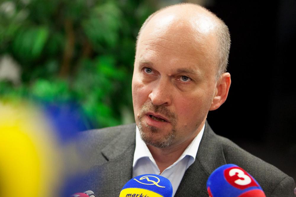 Vladimír Suchodolinský. Foto - Tasr