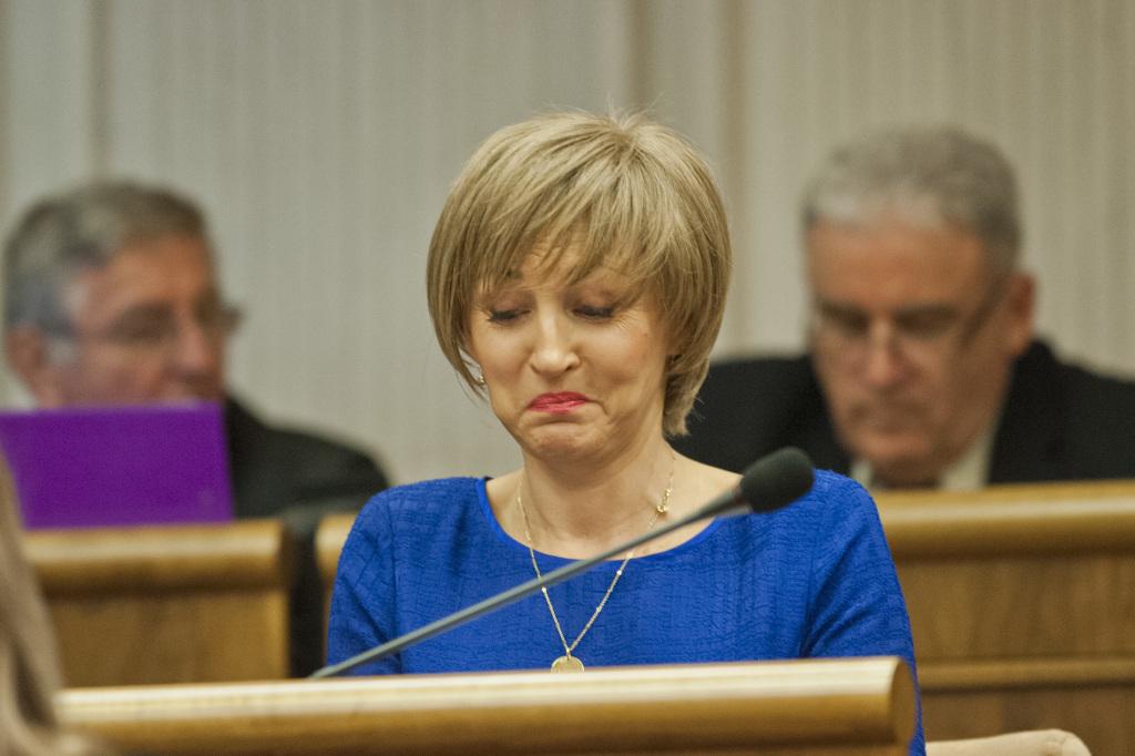 Renáta Zmajkovičová. Foto - TASR