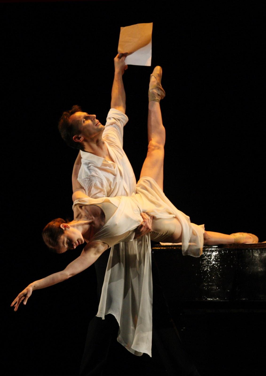 Mário Radačovský: KY-TIME / Inšpirácia, 2008, choreografia Mário Radačovský.
