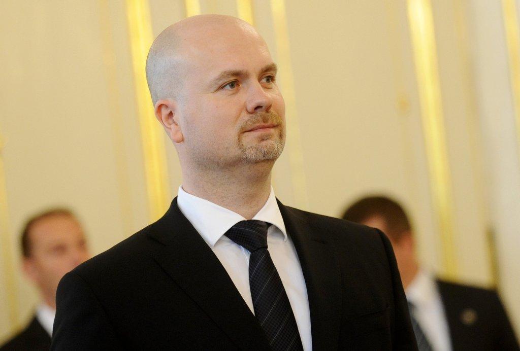 Riaditeľ SIS Ján Valko. Foto – TASR