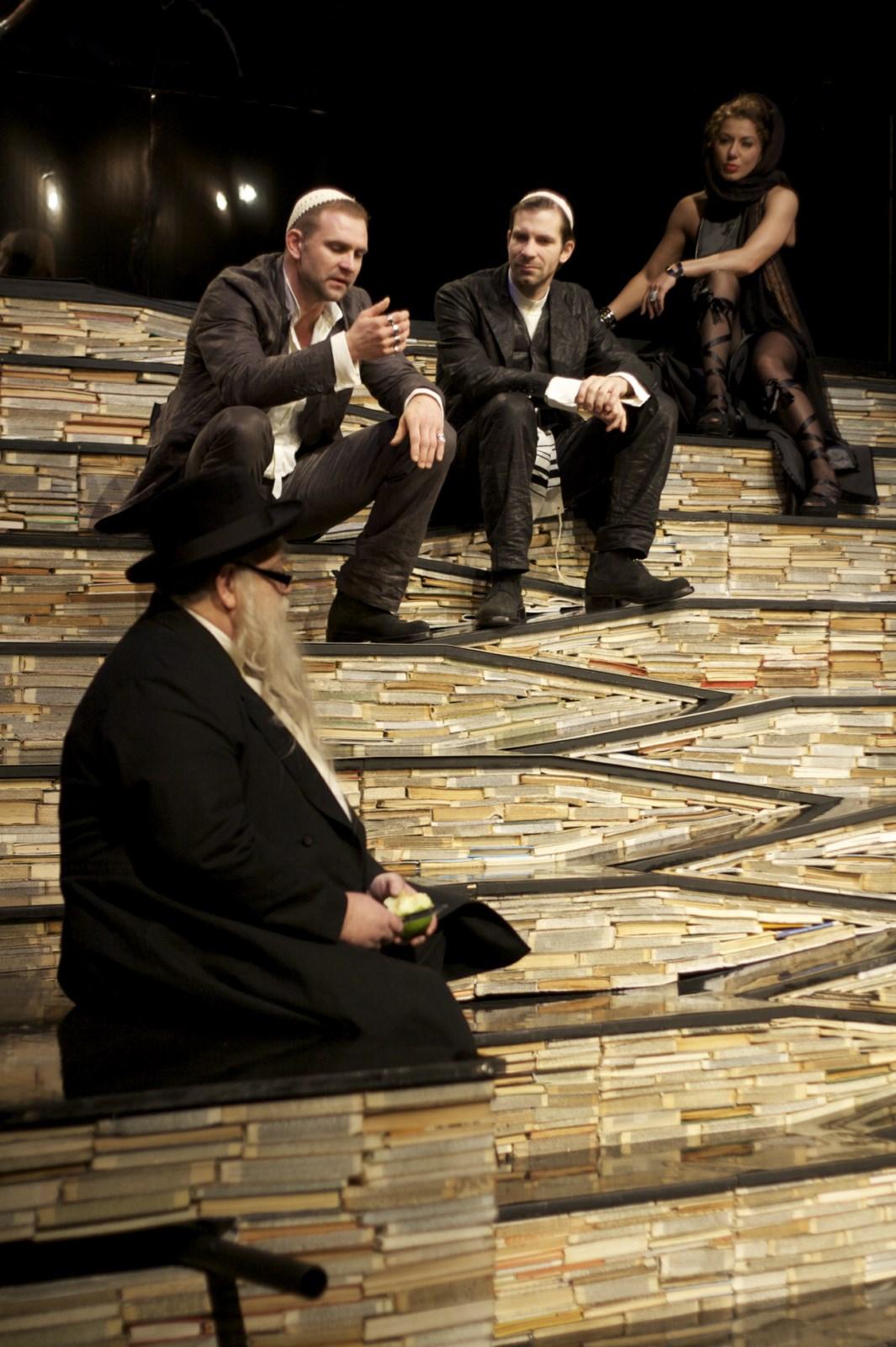Pavol Országh Hviezdoslav: Herodes aHerodias, 2009, réžia Roman Polák Dušan Tarageľ, Tomáš Maštalír, Ondrej Kovaľ, Gabriela Dzuríková.