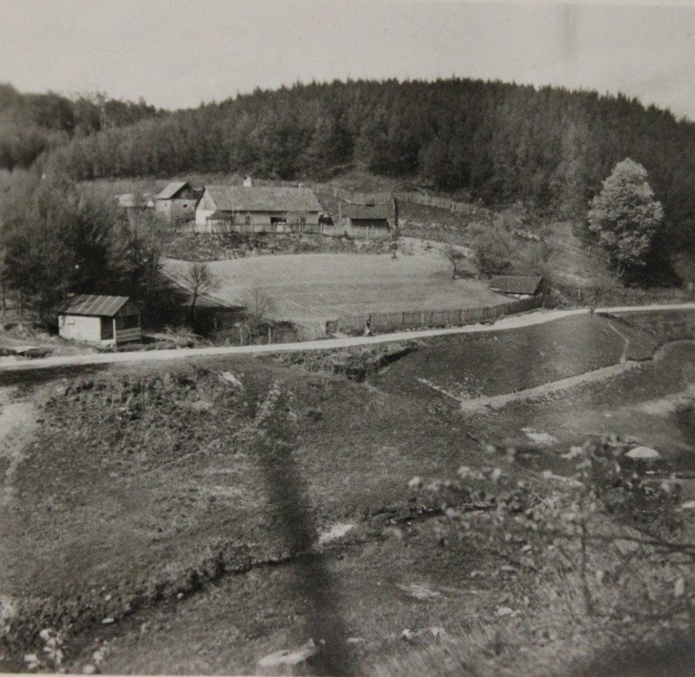 Horáreň Rybník v Častej. Foto - Post Bellum