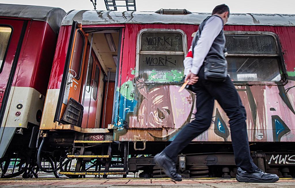 Platy na železnici mierne stúpli. Foto N – Tomáš Benedikovič