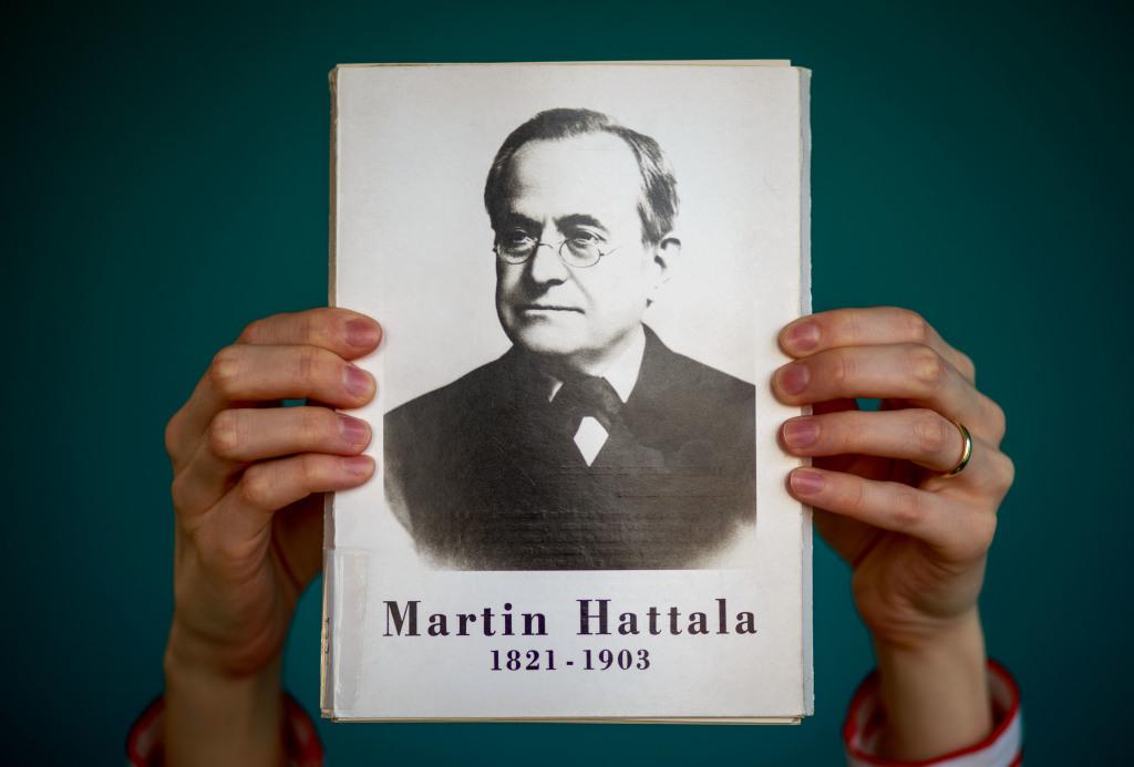 Lingvista a teológ Martin Hattala je neprávom obviňovaný zo zavedenia ypsilonov.