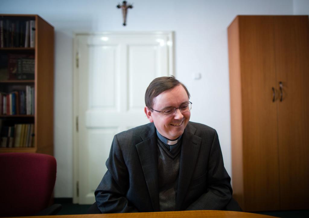 Anton Ziolkovský. Foto N – Tomáš Benedikovič