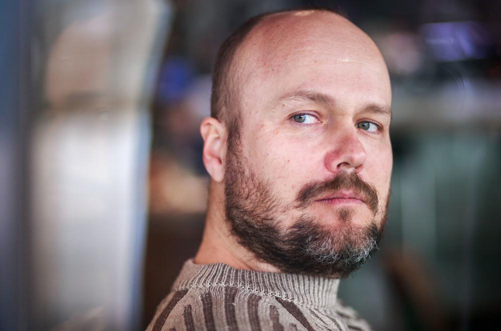 Bývalý príslušník SIS Peter Holúbek. Foto N - Tomáš Benedikovič