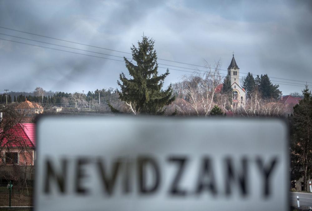 Nevidzany, okres Zlaté Moravce. Foto N - Tomáš Benedikovič