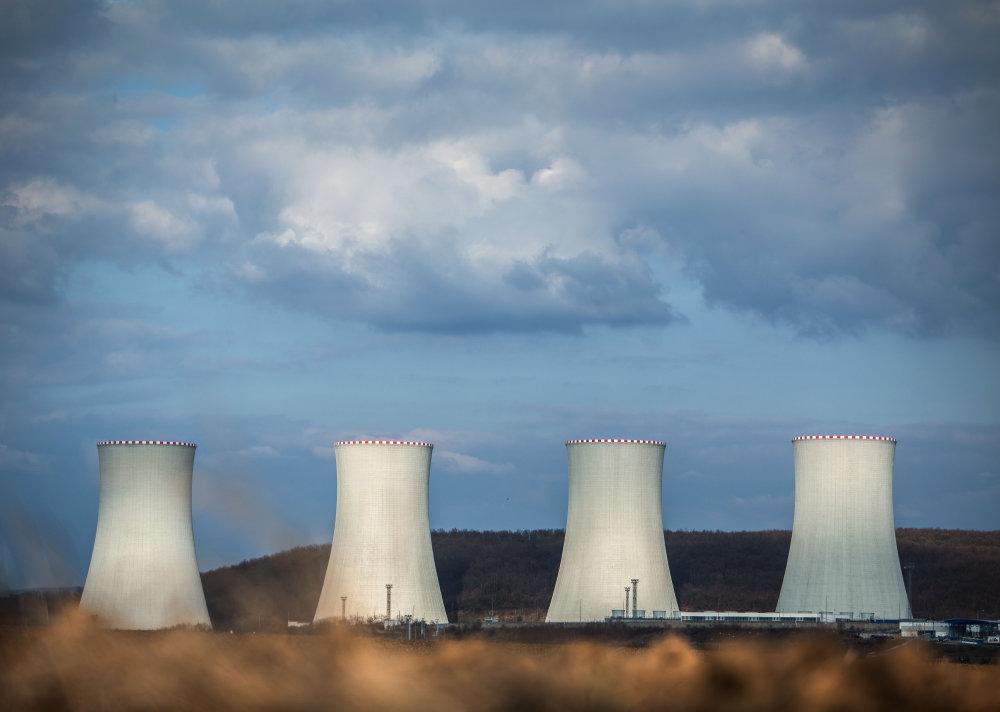 Majiteľ atómových blokov na Slovensku sa má zmeniť. Môže sa ním stať čínska štátna firma. Foto N - Tomáš Benedikovič