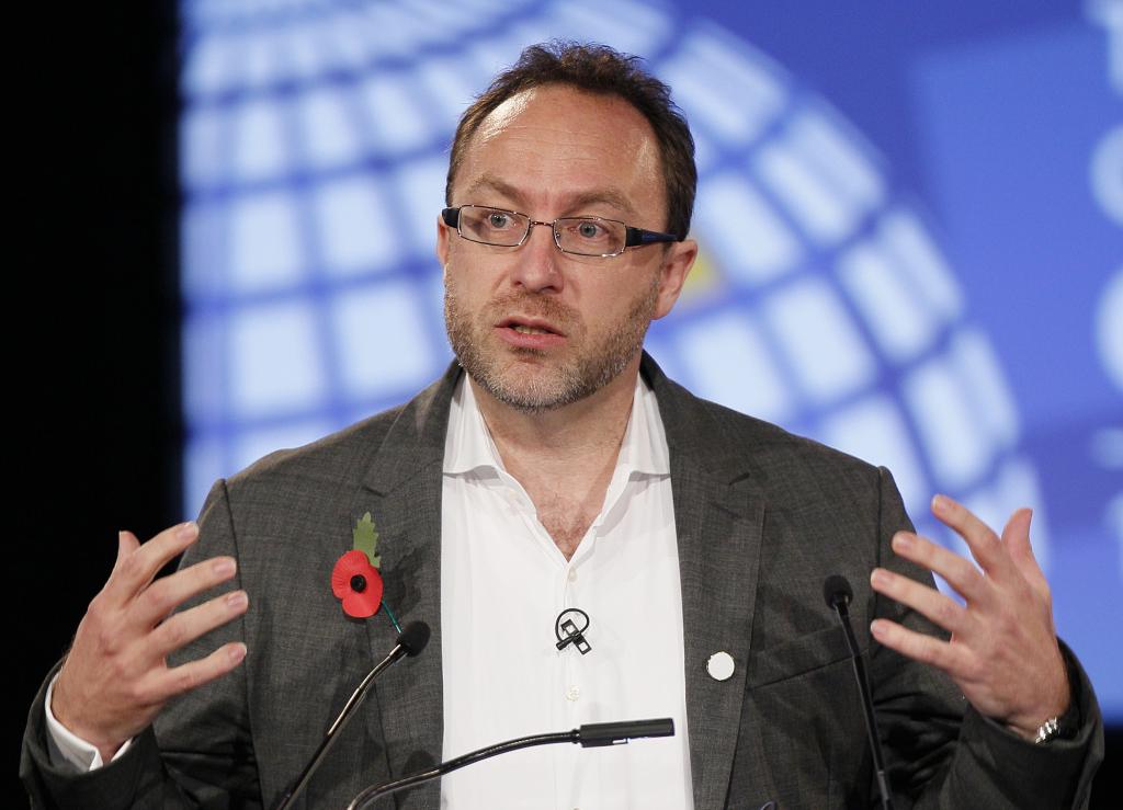 Zakladateľ Wikipédie Jimmy Wales ide do boja s americkou NSA. FOTO - TASR