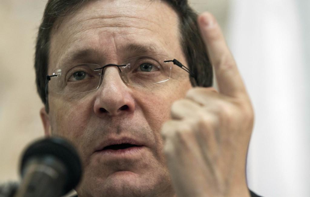 Herzoga označujú aj ako dediča izraelskej aristokraticie.  FOTO - TASR/AP