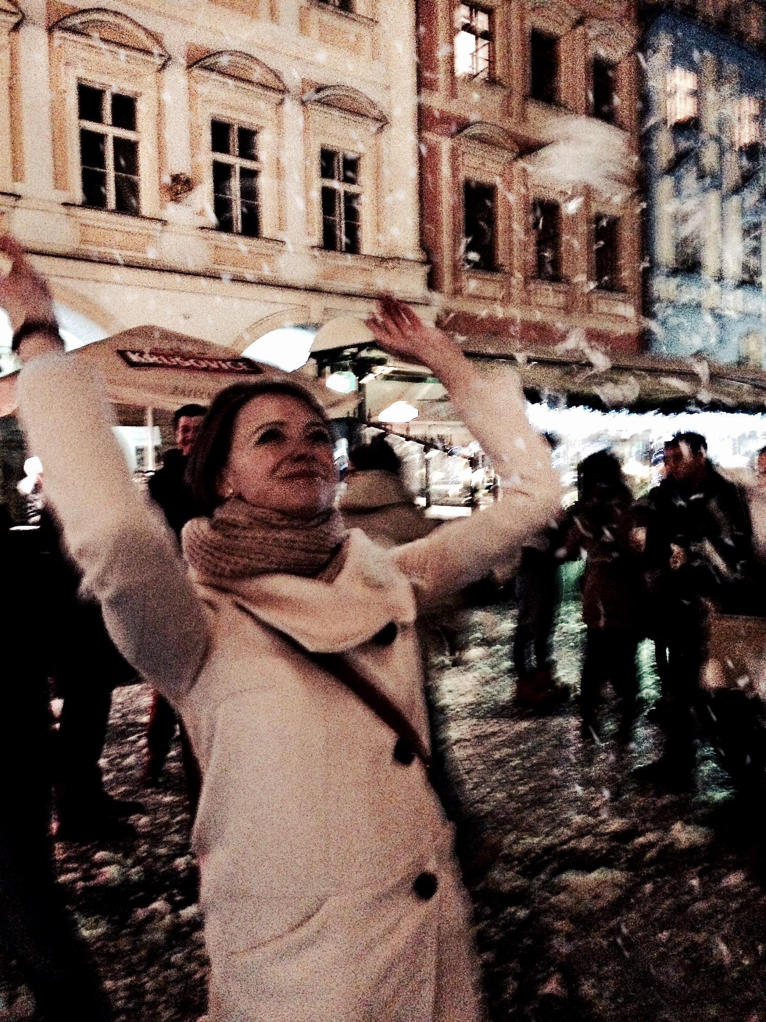 atmosféra v Prahe
