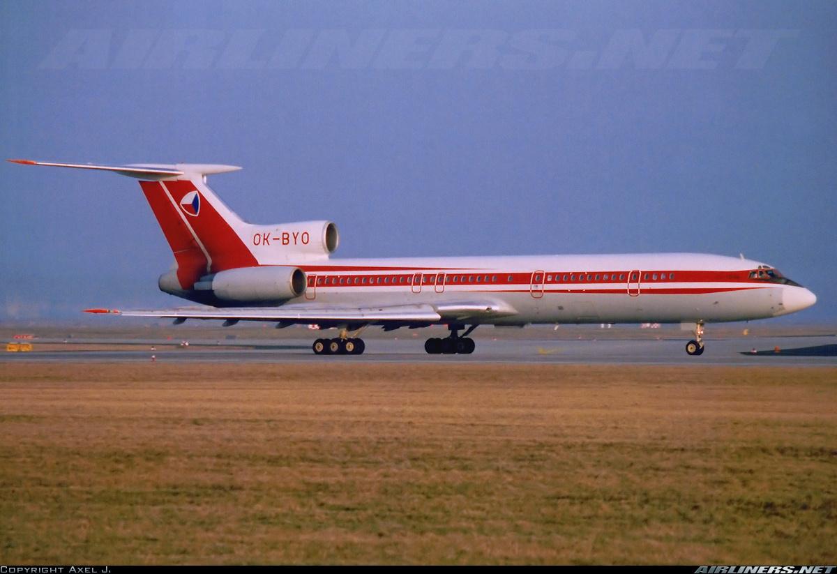 Vládny špeciál ešte ako federálny pred 23 rokmi. Foto - airliners.net