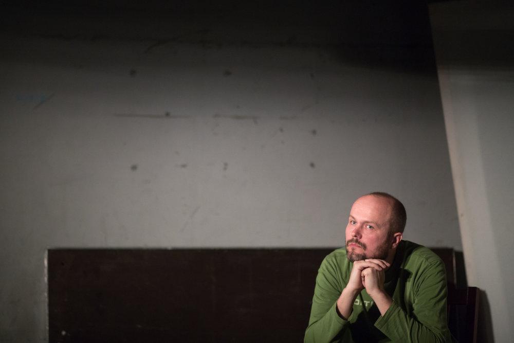 Peter Holúbek. Foto N - Vladimír Šimíček