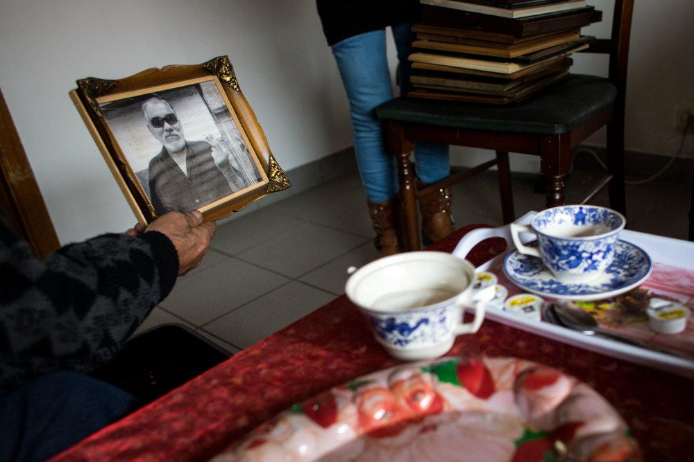 František Baláž vyfajčí tri balíky tabaku mesačne.