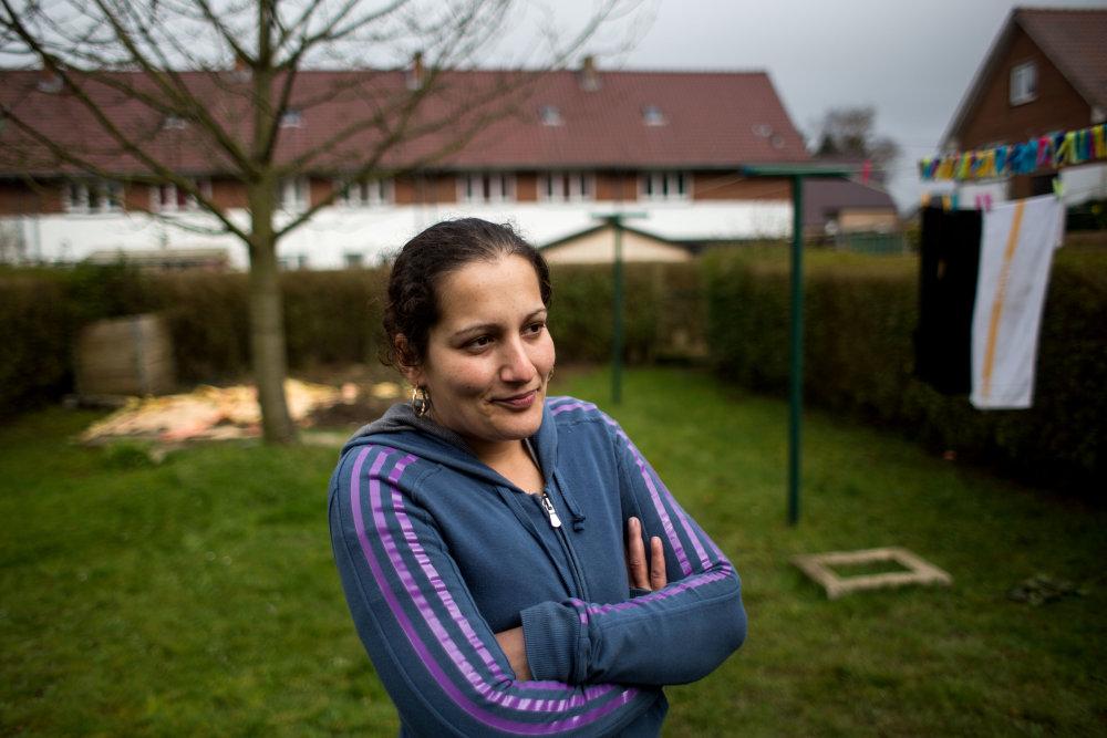 Najstaršia dcéra Stela (33) mala v čase útoku 19. Bejzbalkou dostala ako prvá.