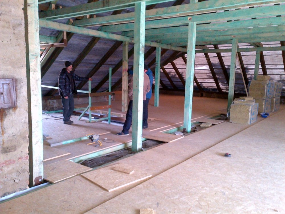V bývalej škôlke už prebiehajú rekonštrukčné práce. Zdroj: ZZŽ MyMamy