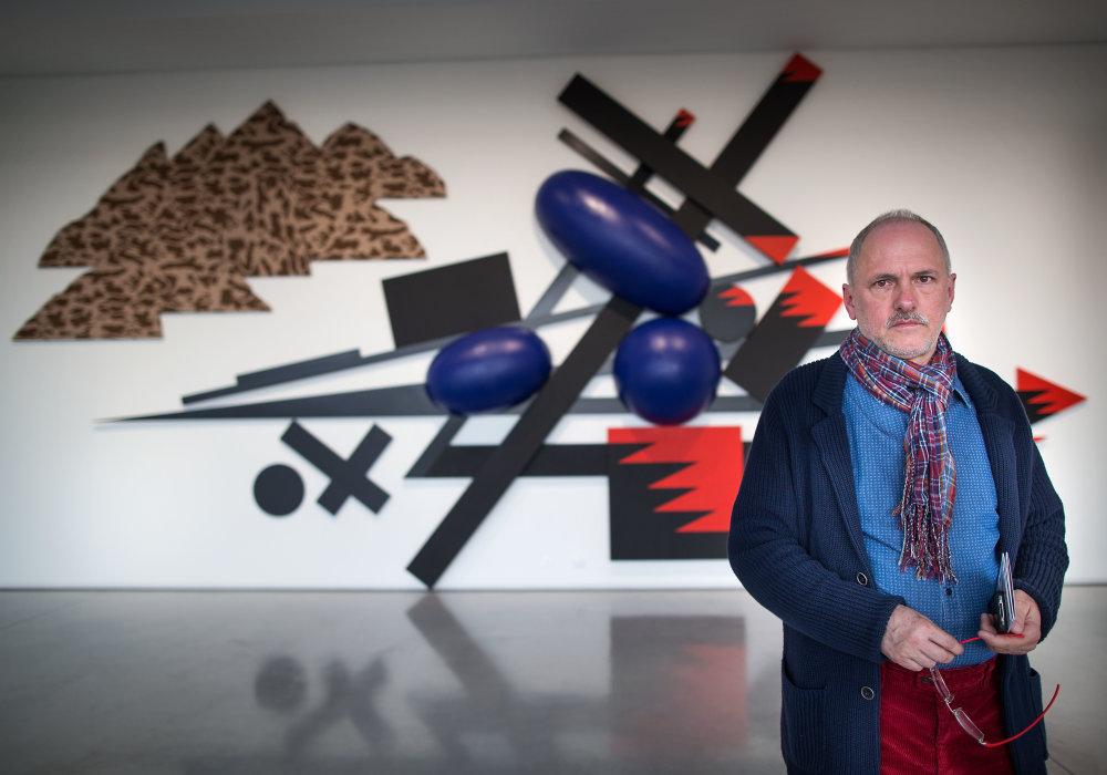 Vincent Polakovič - riaditeľ Danubiany. Foto N - Tomáš Benedikovič.
