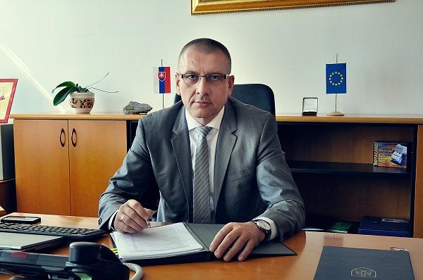 Miroslav Obert. Foto - ministerstvo hospodárstva.