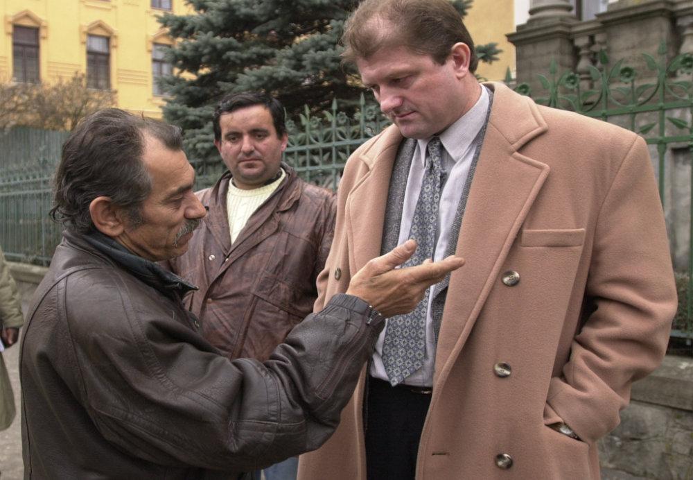 Balážovi som sa ospravedlnil, povedal Bandúrov otec. Bola to nepríjemnosť, zo syna podľa neho médiá robia vraha. Foto - Tasr