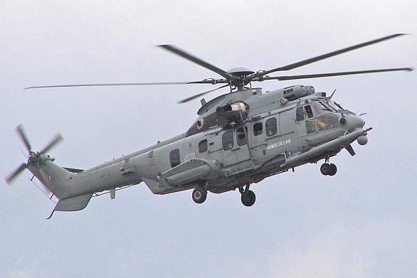 Ťažký vrtuľník EC725 Caracal majú vo výzbroji Francúzi či Brazílčana, najnovšie si ho objednali Poliaci. Foto - Airbus Defense & Space