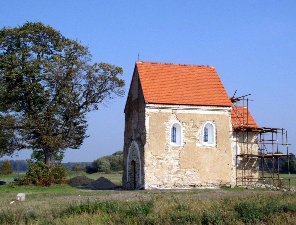 Kostol svätej Margity v Kopčanoch. Foto - TASR