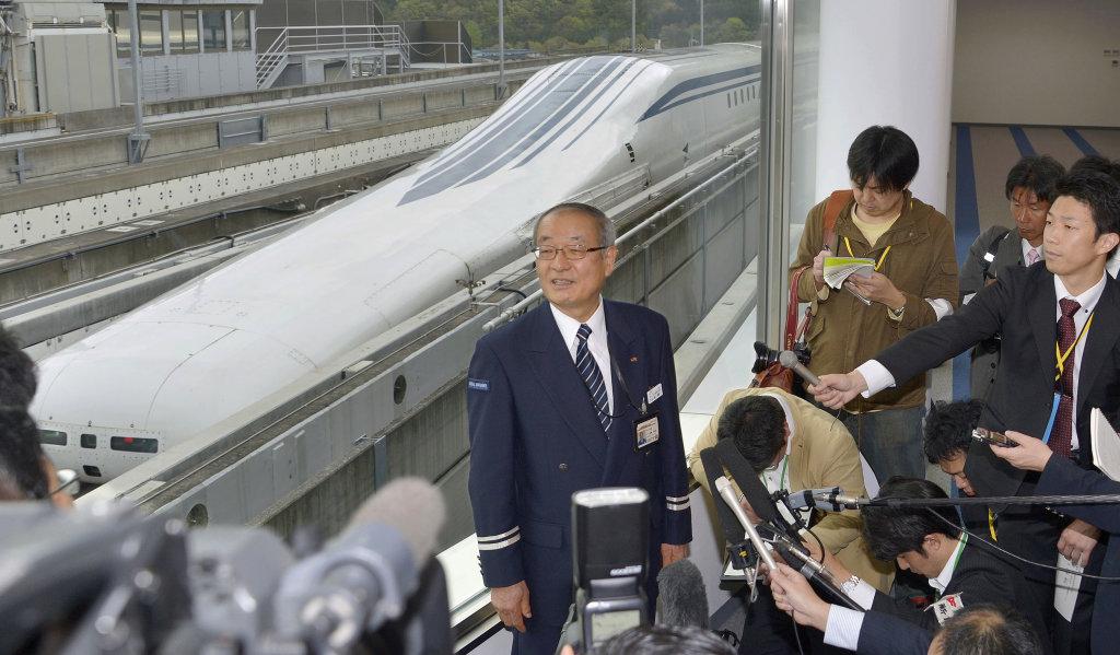 Prekonal 603 km/h. japonský vlak však môže byť ešte rýchlejší