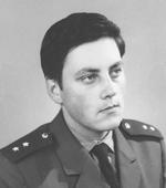 Peter Nišporský ako zamestnanec ŠtB. Foto - Ústav pamäti národa