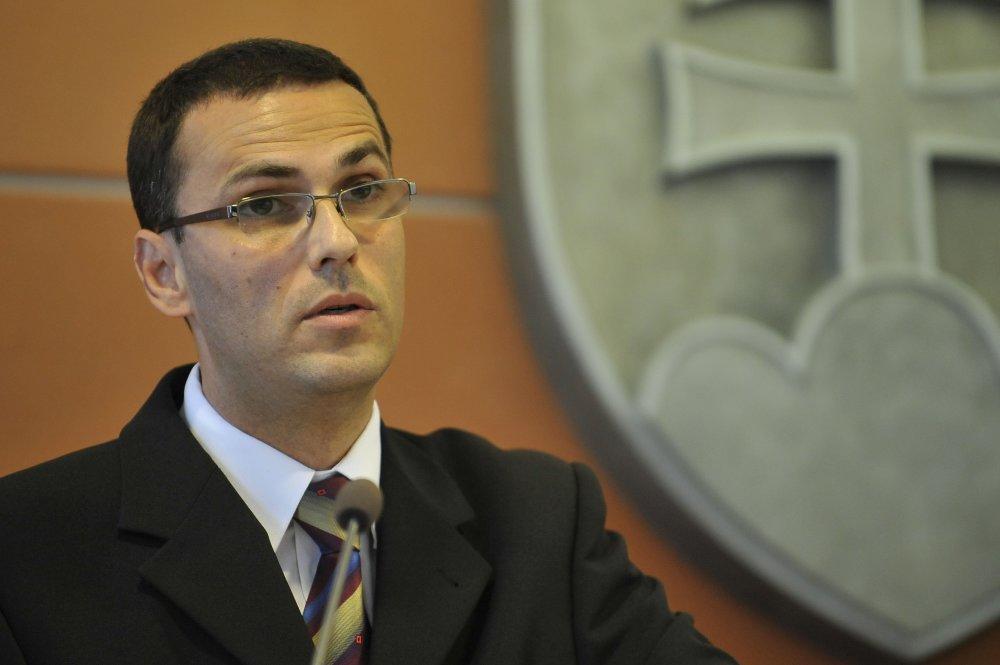 Maroš Žilinka, bývalý štátny tajomník ministerstva vnútra, kritizoval postup prokurátora Šufliarskeho. FOTO - TASR