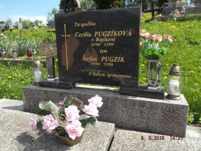 Hrob Štefana Pugzíka